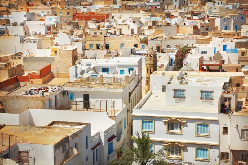 Medina in Sousse royalty-vrije stock afbeelding