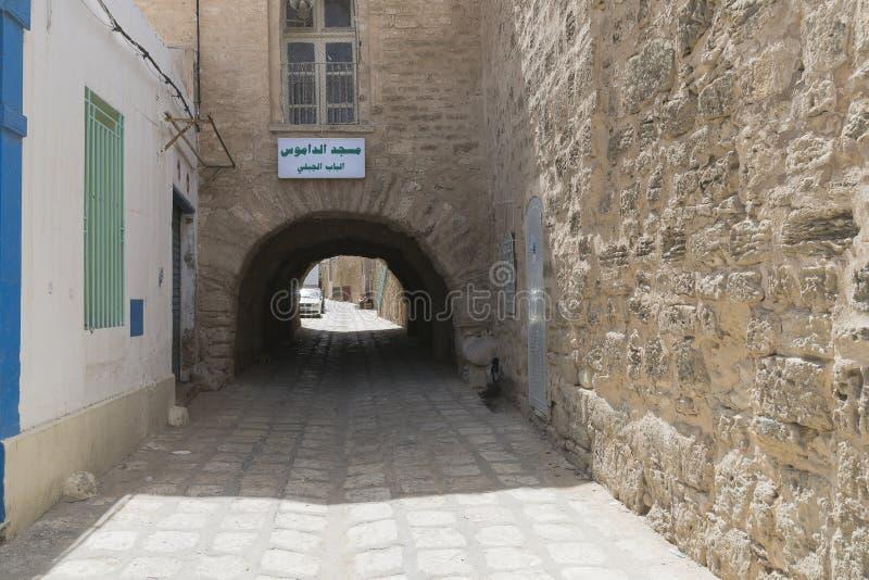 Medina Sousse στοκ φωτογραφία με δικαίωμα ελεύθερης χρήσης