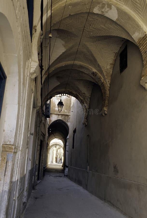 Medina- Túnez imagen de archivo