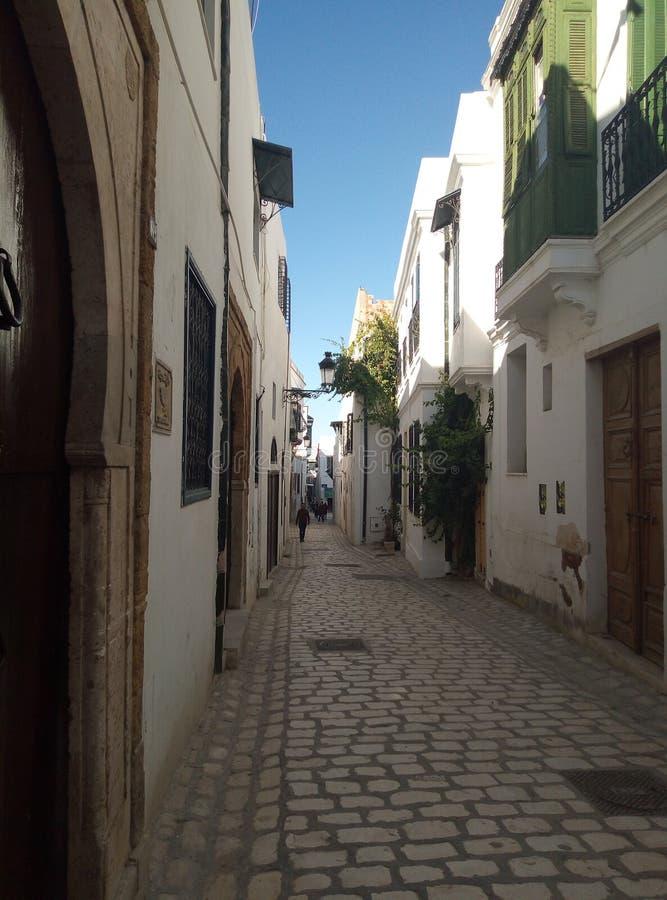 medina tunis стоковое изображение rf