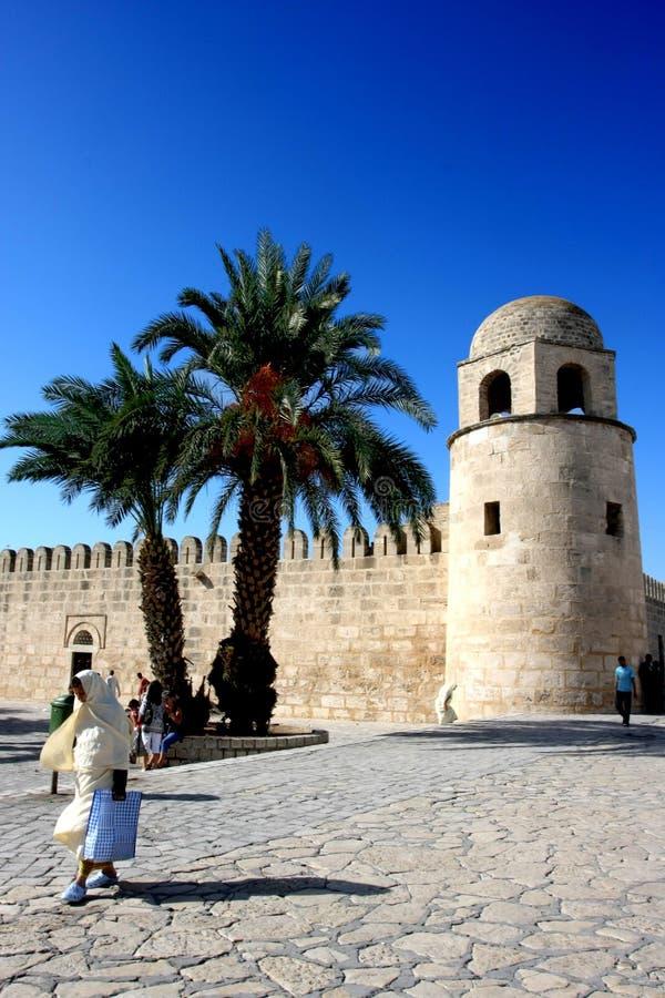 Medina in Tunisia immagine stock libera da diritti
