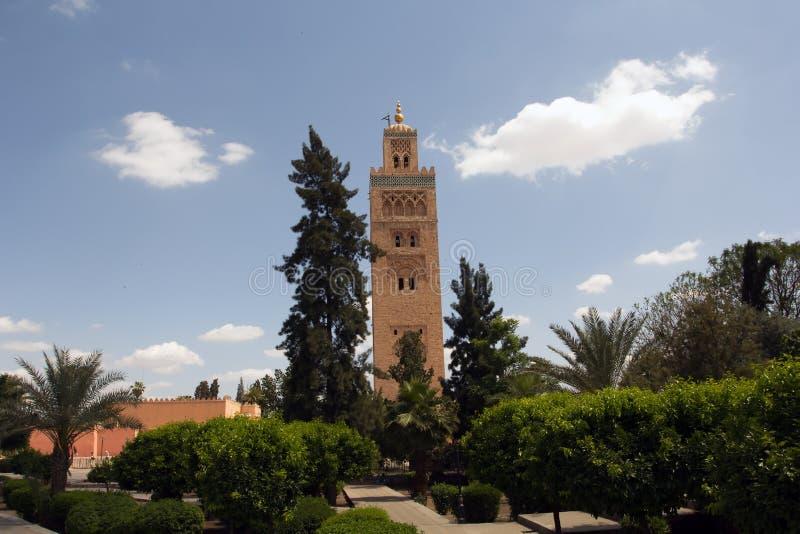Medina van Marrakech stock afbeelding