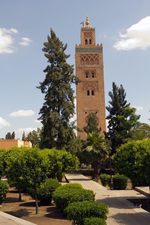 Medina van Marrakech royalty-vrije stock afbeeldingen