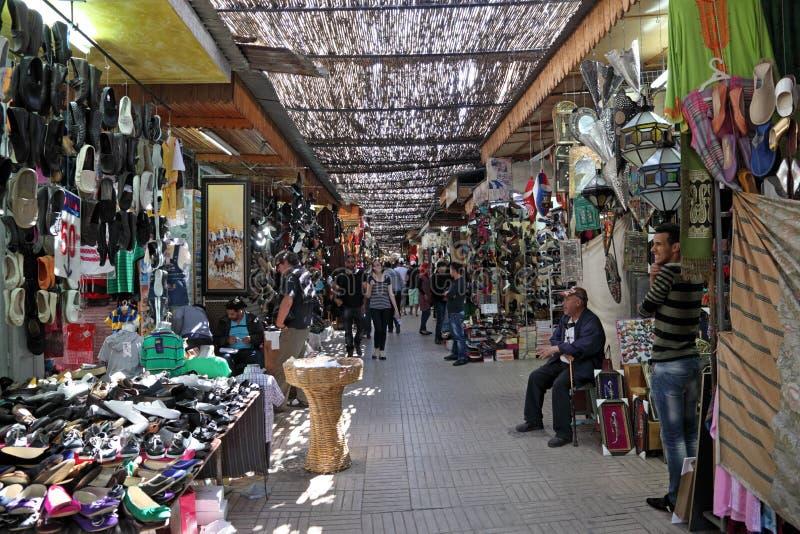 Medina van Rabat, Marokko royalty-vrije stock foto's