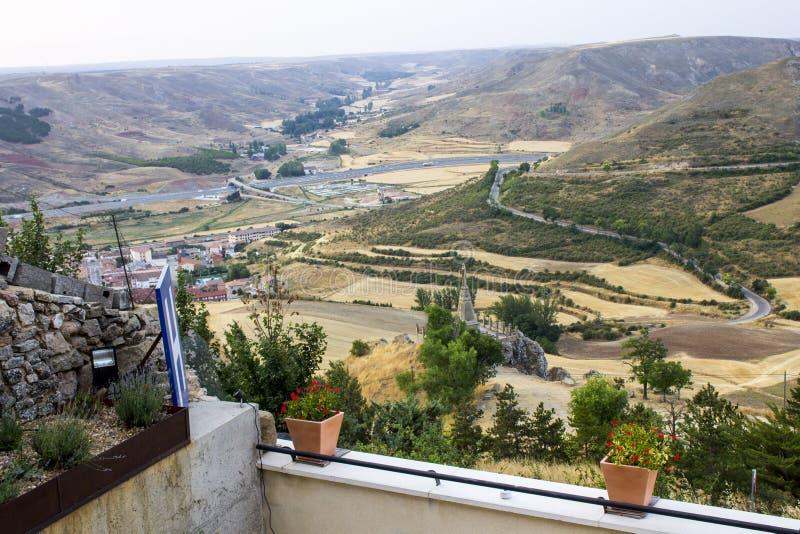 Medinaceli, Ισπανία στοκ εικόνα