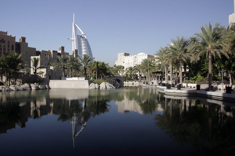 Medinat de Dubai imagem de stock