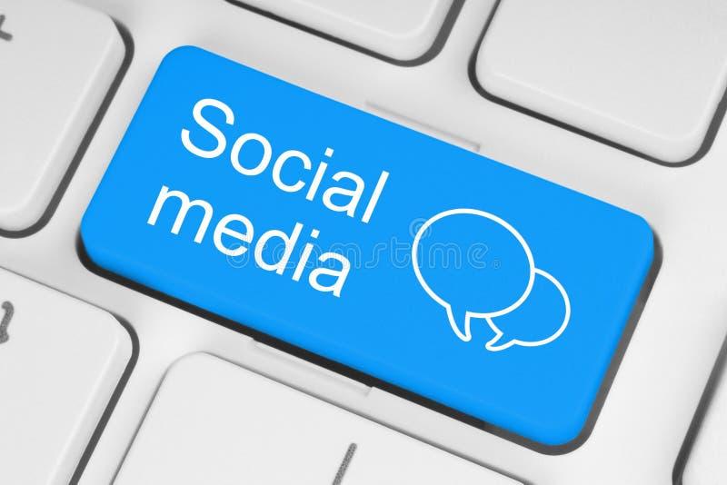 Medios concepto social imagenes de archivo