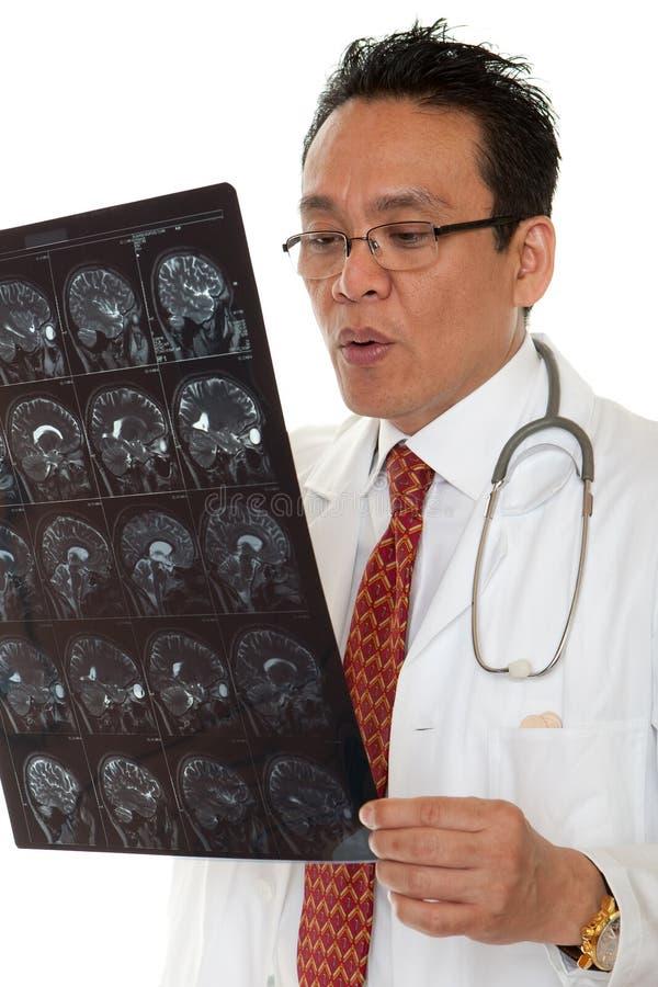 Medique o raio X do diagnóstico fotografia de stock