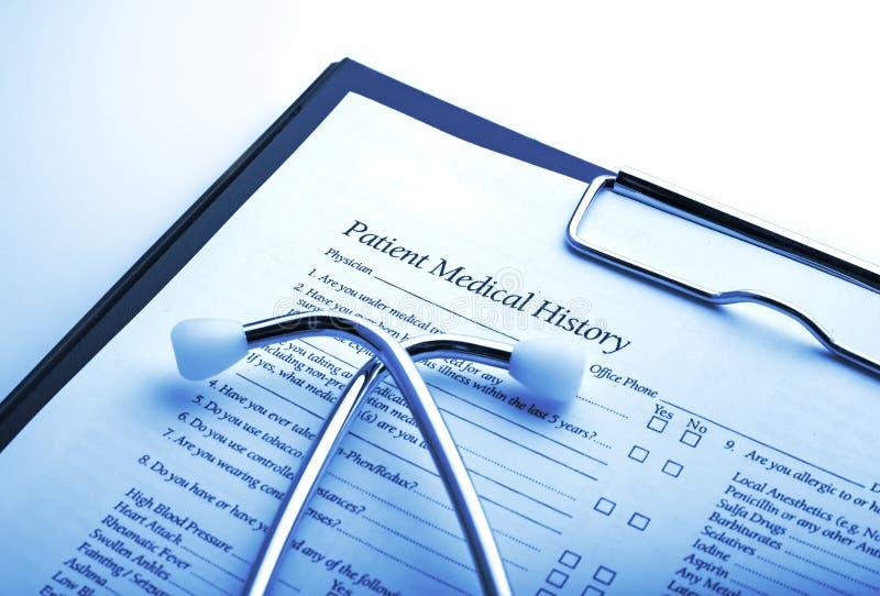 Medisch concept stock afbeelding