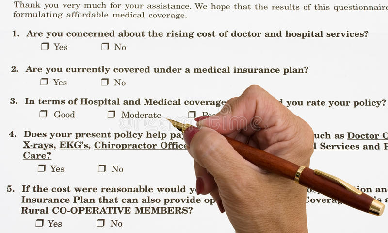 Medisch Onderzoek stock foto
