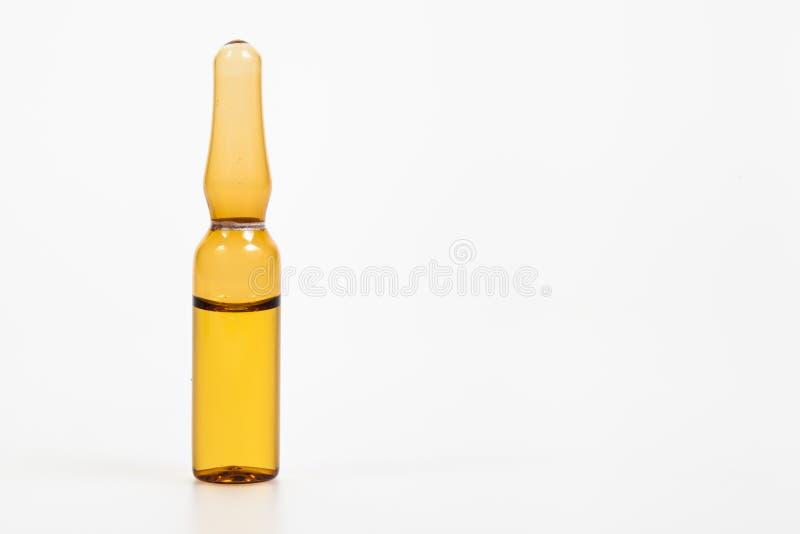 Medische ampules stock fotografie