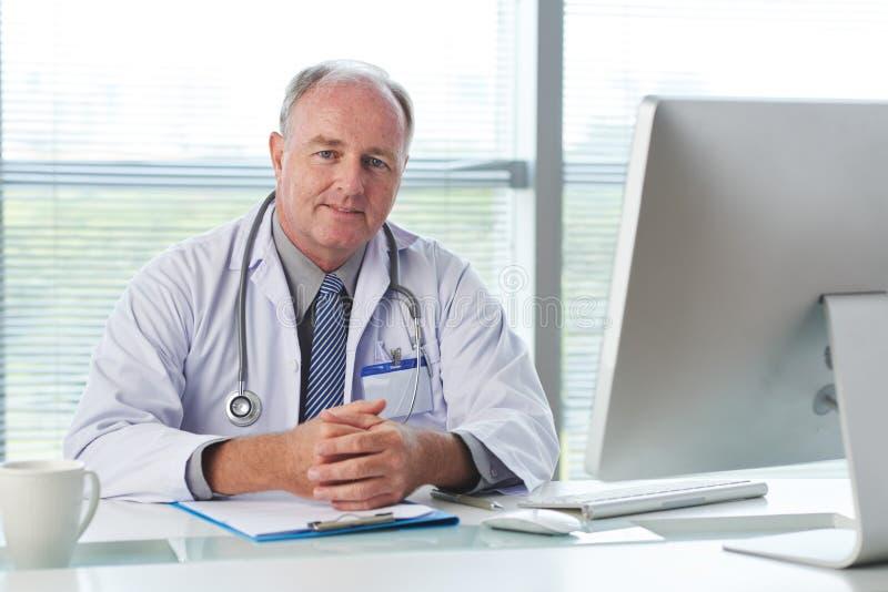 Medische Arbeider stock foto