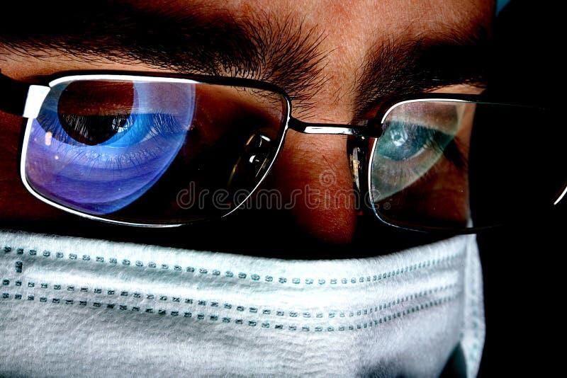 Medische arts stock afbeelding