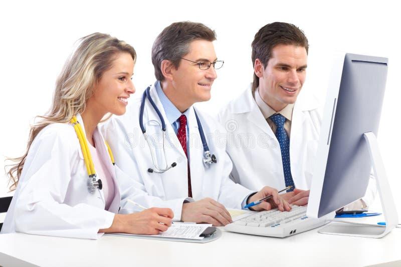 Medische artsen royalty-vrije stock fotografie