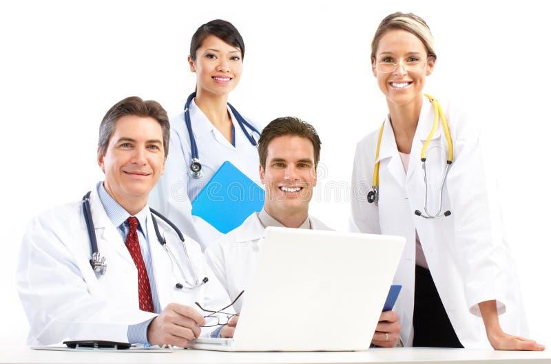Medische artsen royalty-vrije stock foto