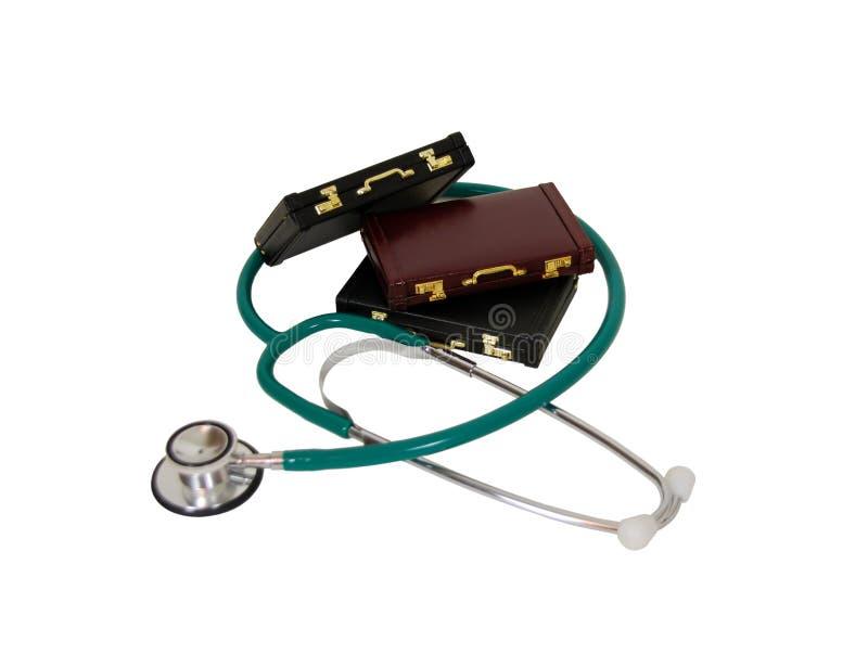 Medische bureaus royalty-vrije stock afbeelding