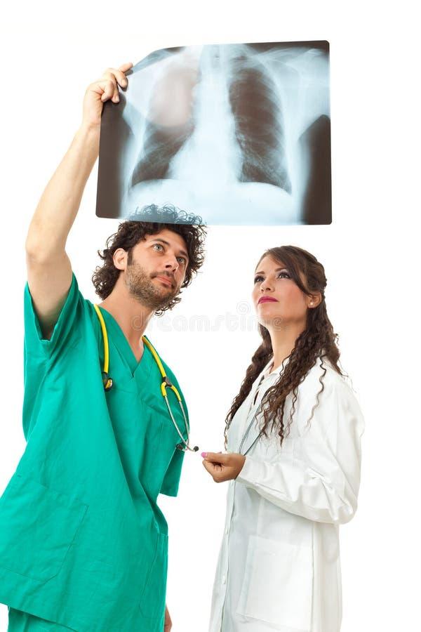 Medische diagnose stock afbeelding