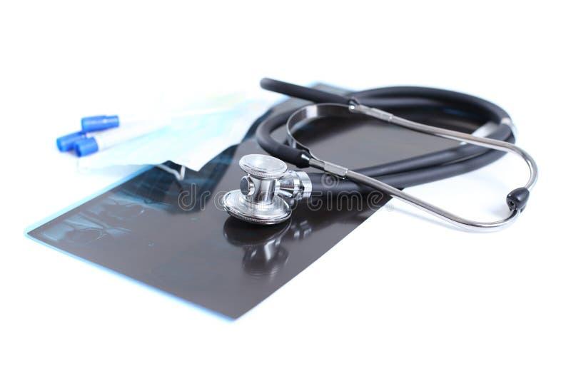 Medische hulpmiddelen en apparatuur royalty-vrije stock fotografie