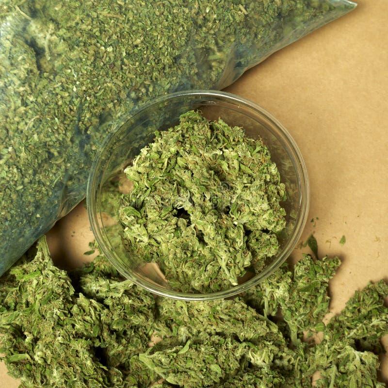 Medische Marihuana RX royalty-vrije stock foto