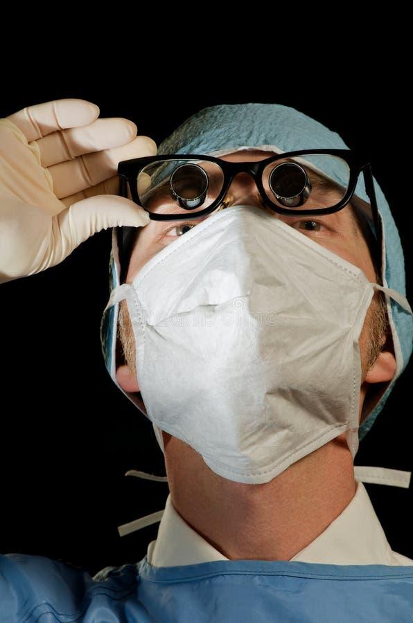 Medische procedure royalty-vrije stock afbeeldingen