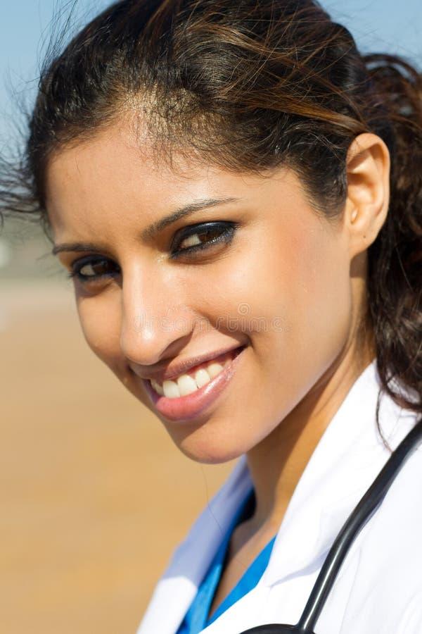 Medische verpleegster royalty-vrije stock foto