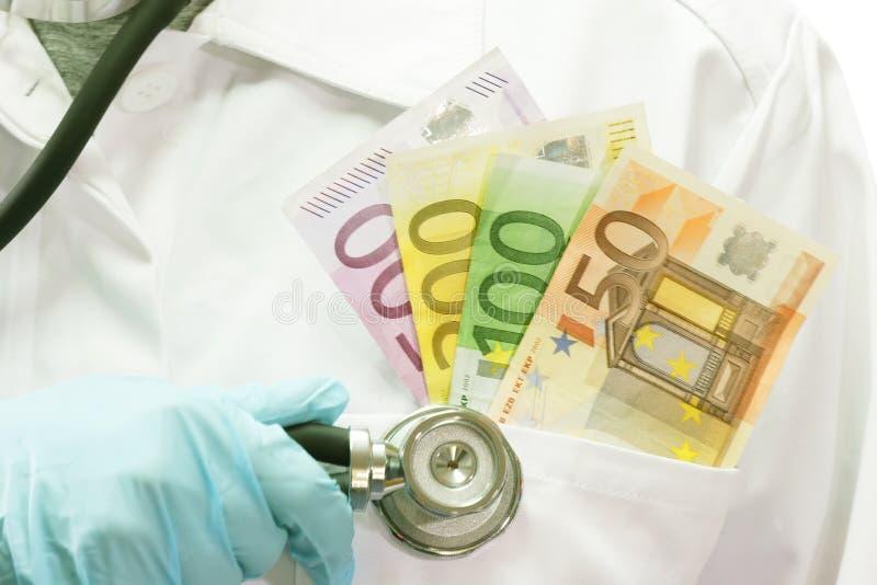 Medische verzekering stock fotografie