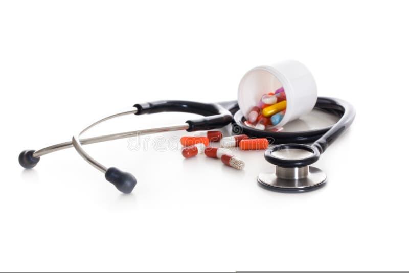 Medische voorwerpen stock afbeeldingen