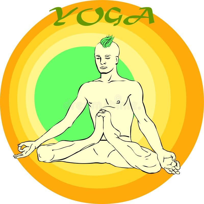 Meditación de la yoga: Asana