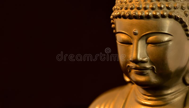 Meditación del budismo foto de archivo libre de regalías