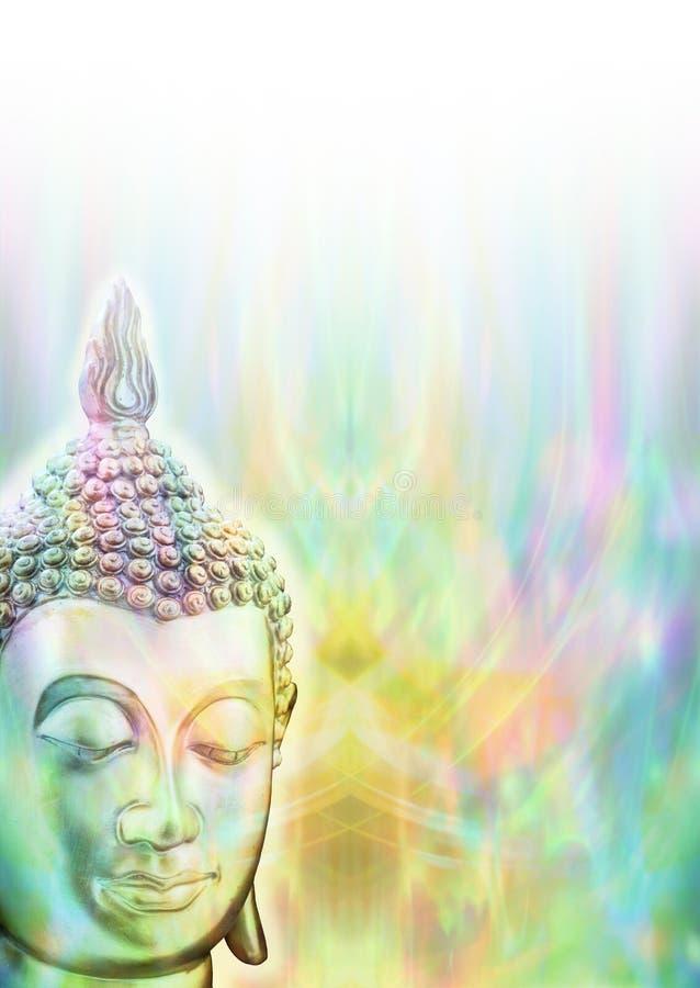 Meditación del Mindfulness de Buda libre illustration