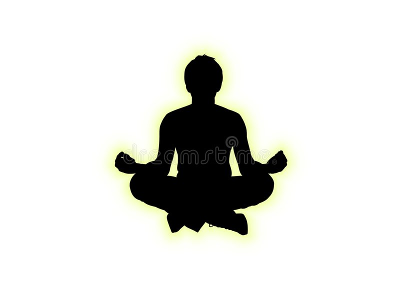 Meditate libre illustration