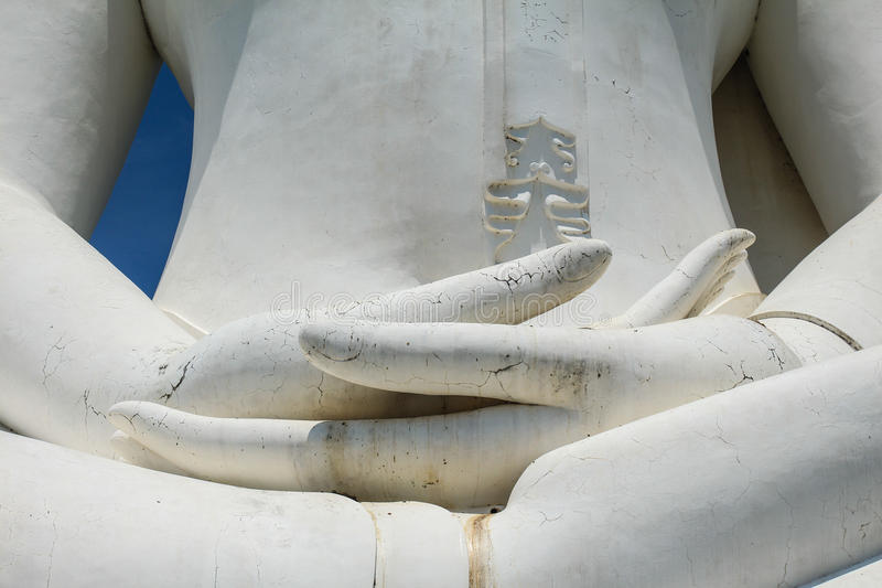 Meditatie Boedha royalty-vrije stock foto's