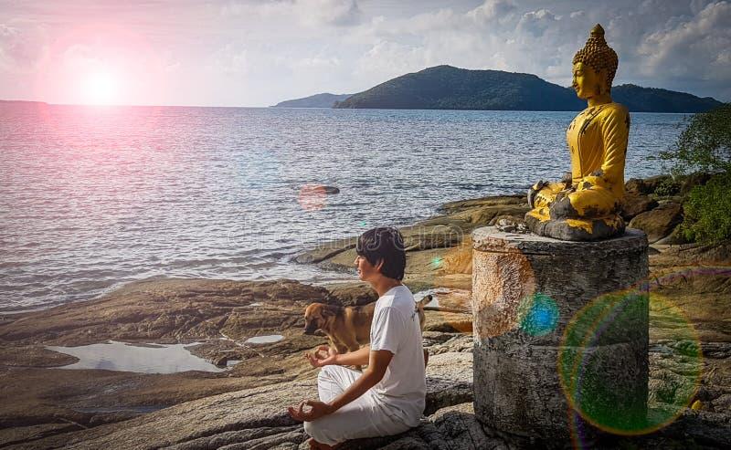 meditation lizenzfreies stockfoto