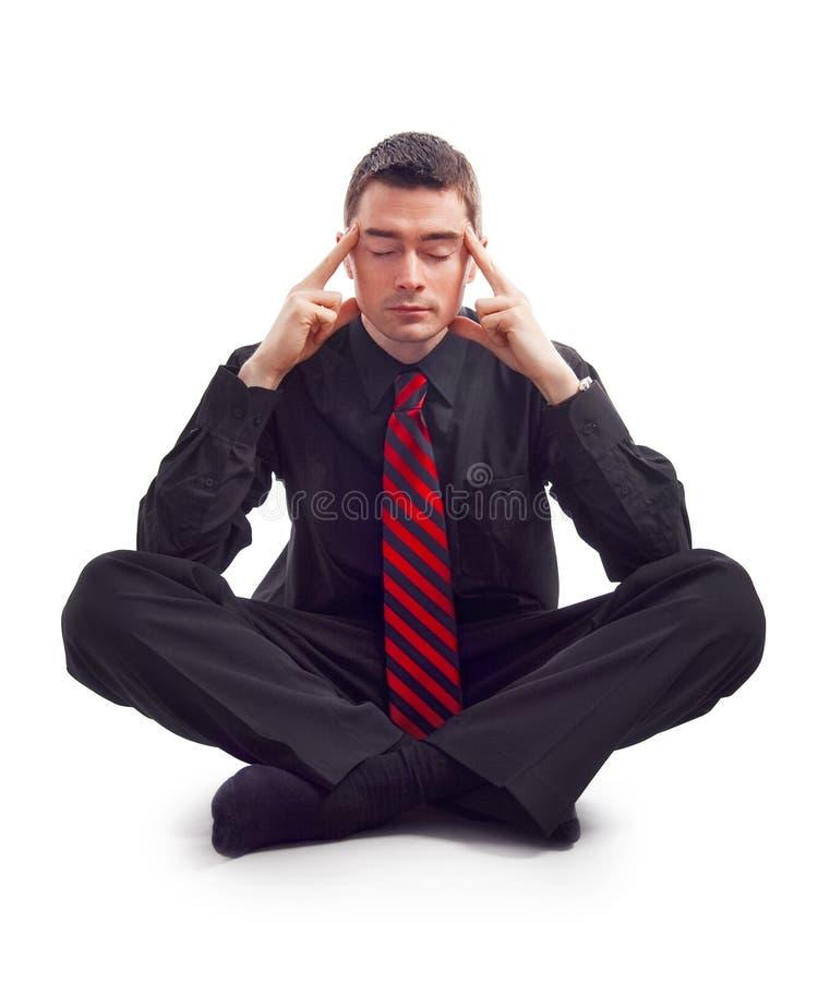 Free Meditation Royalty Free Stock Photography - 13754477