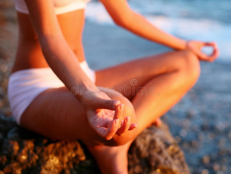 Download Meditation stock photo. Image of alternative, calmness - 16029858