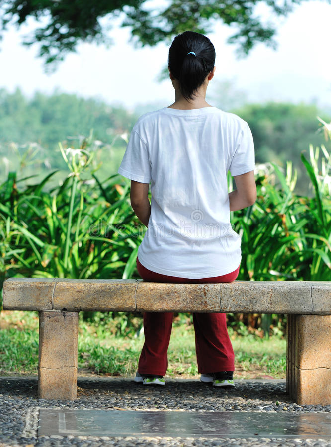 Download Meditation stock photo. Image of adult, cobblestone, friendly - 25129892