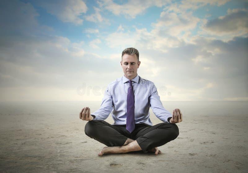 meditation imagens de stock royalty free