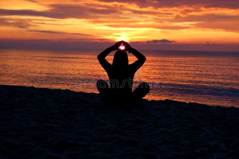 Meditation #7 Stock Photos