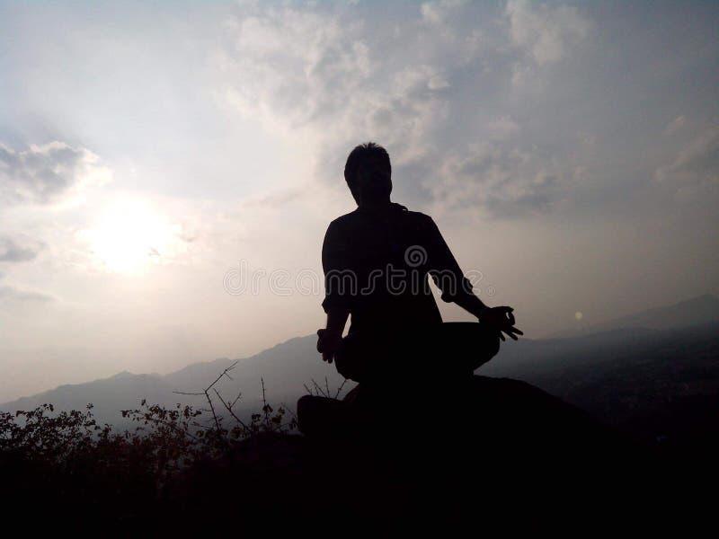meditation foto de stock royalty free