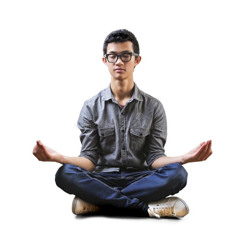 Meditation royalty free stock images