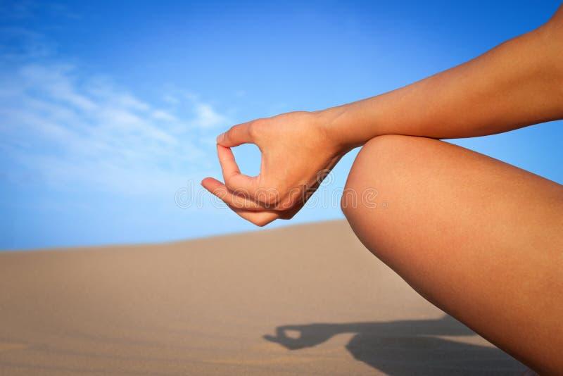 Download Meditation Close Up Stock Image - Image: 25878231