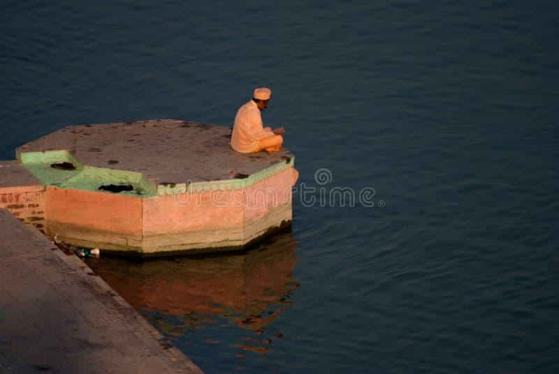Download Meditation editorial image. Image of river, meditation - 39505015