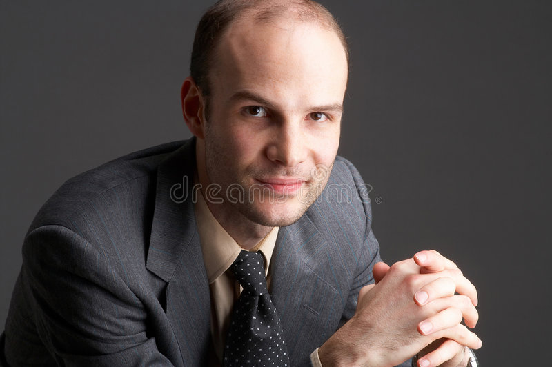 Download Meditative stock photo. Image of owner, information, executive - 753356