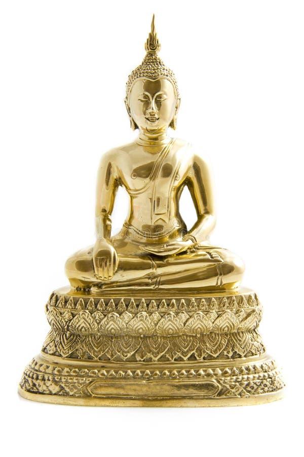 Meditazione del Buddha fotografia stock