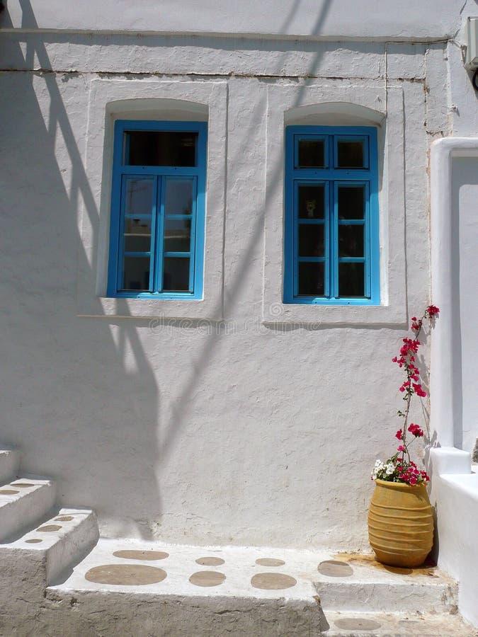 Mediterraan eiland royalty-vrije stock fotografie