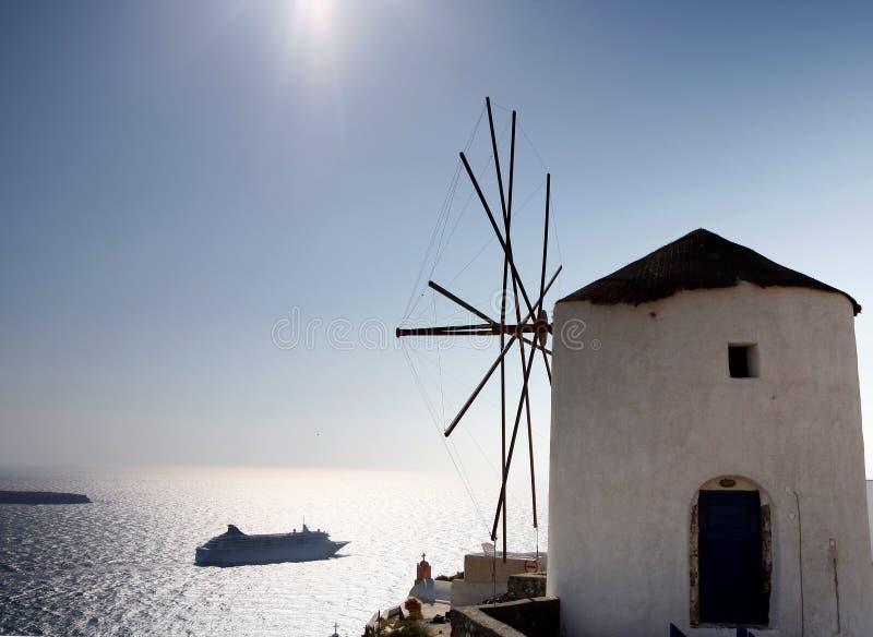 Mediterrane cruise royalty-vrije stock afbeelding