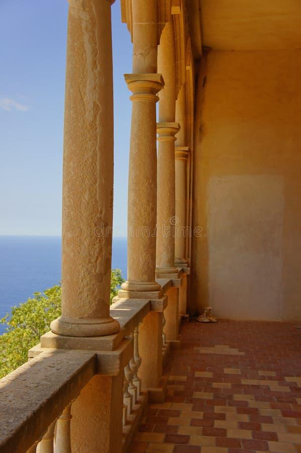 Mediterrane stijl royalty-vrije stock afbeeldingen