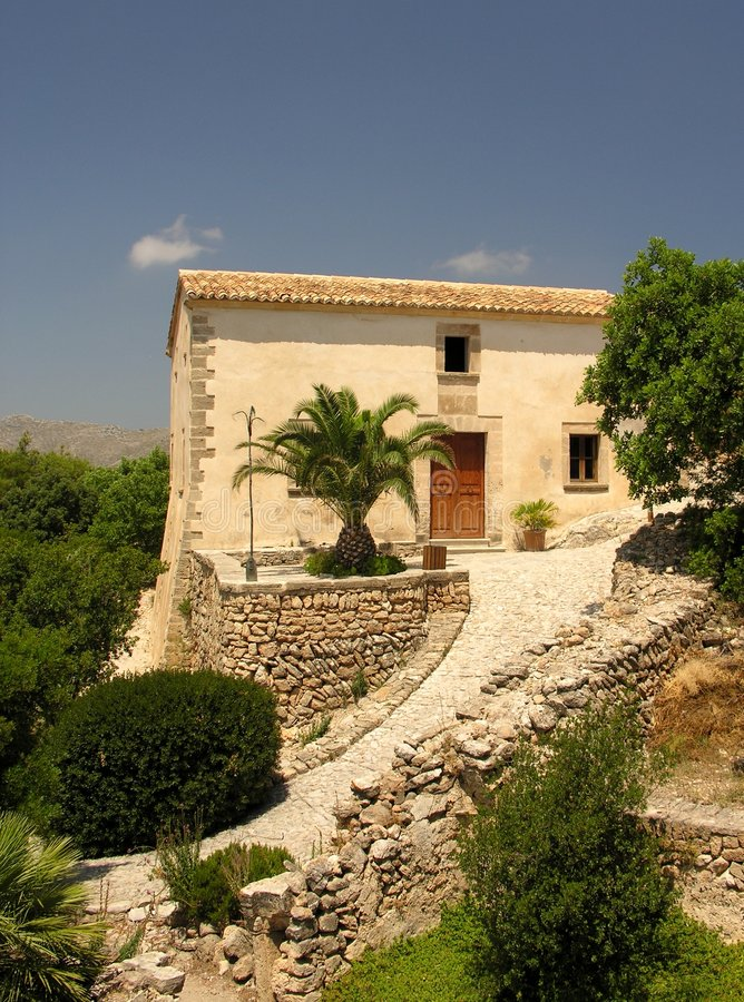 Download Mediterranean Architecture Stock Image - Image: 171581