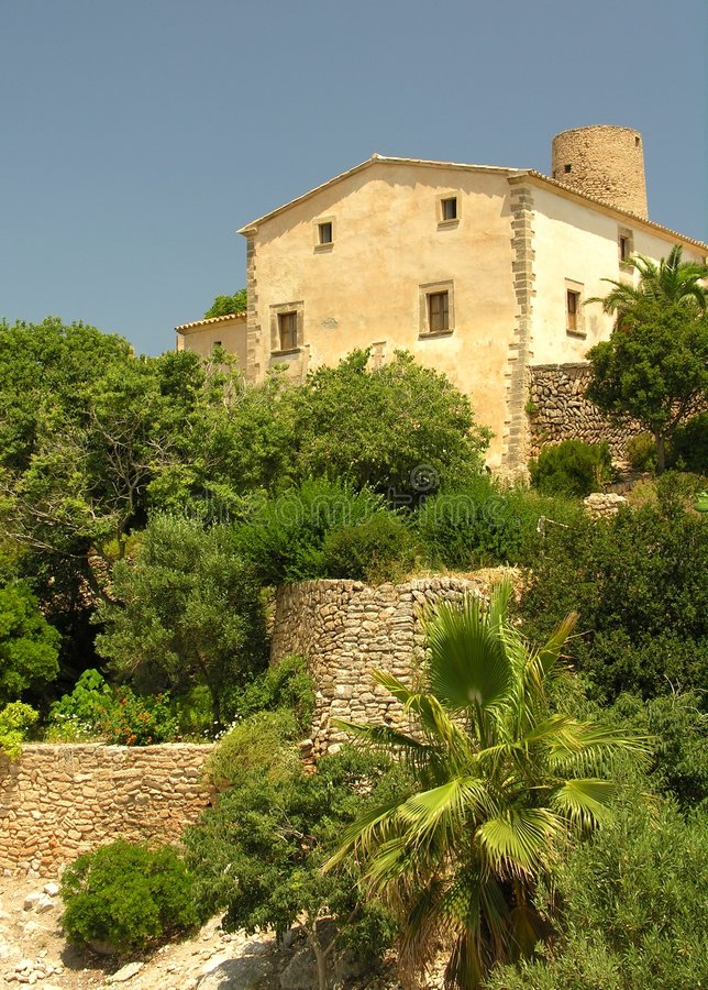 Mediterranean Architecture II Royalty Free Stock Photography