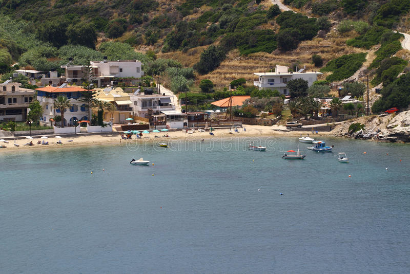 Mediterranean Beach Stock Photo